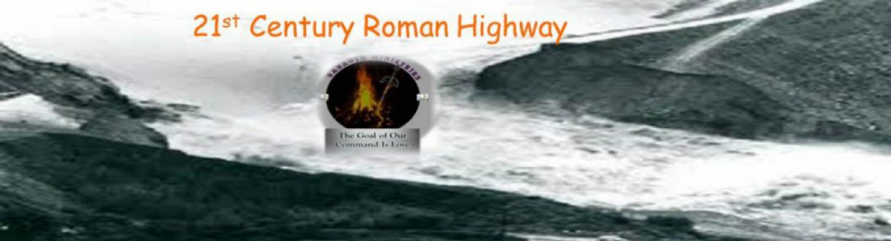 SABAOTH MINISTRIES 21st century Roman Highway