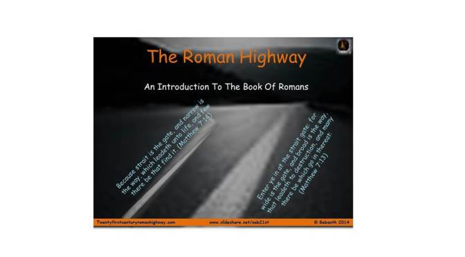 An Introduction To The Book Of Romans